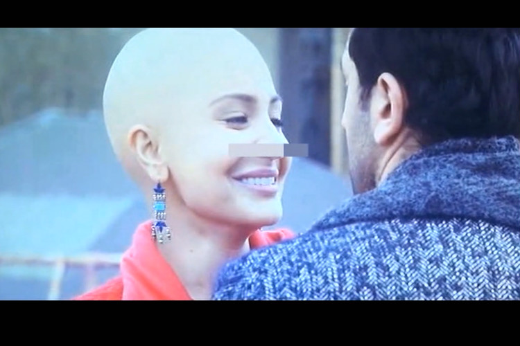 Anuskha Sharma Headshave Bald 2