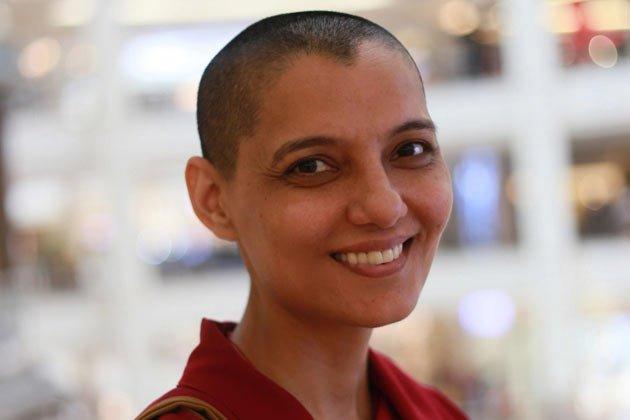 Barkha Madan Bald