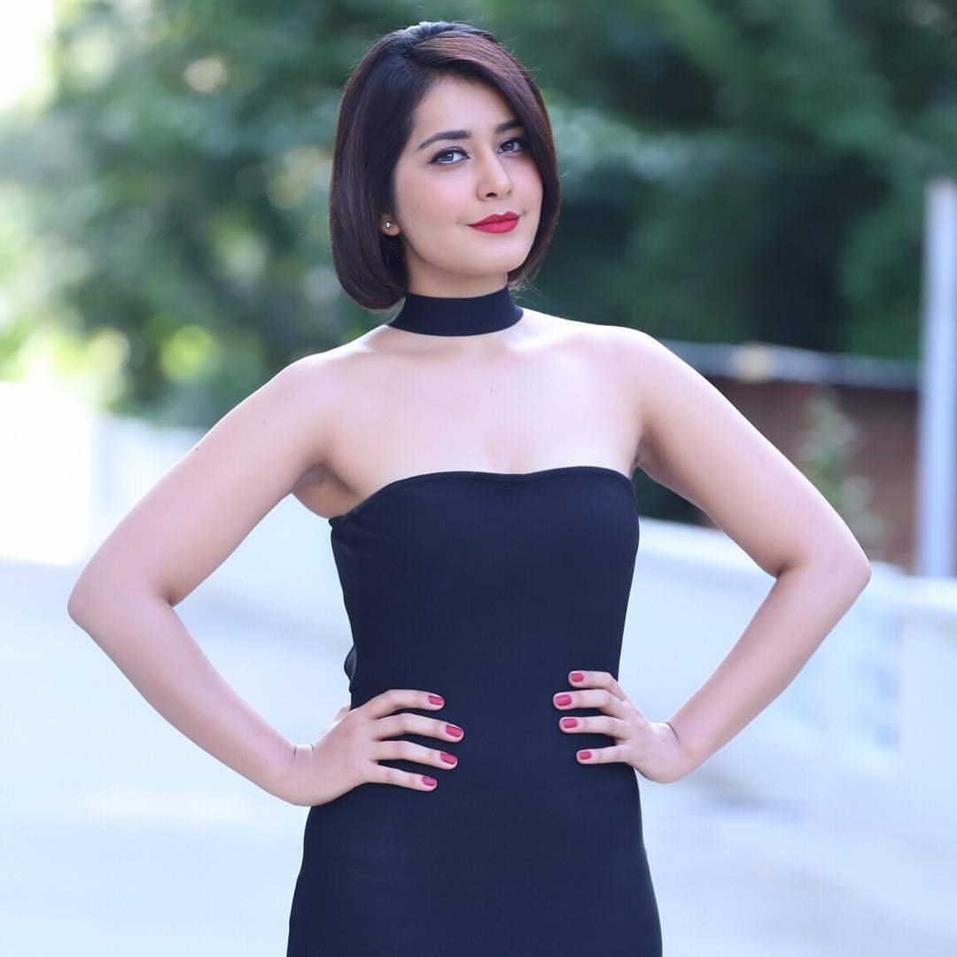 Rashi Khanna Bob Haircut