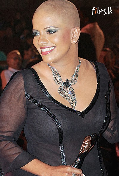 Sangeetha Weeraratne Bald