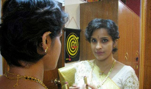 Aparna Gopinath Short Hair