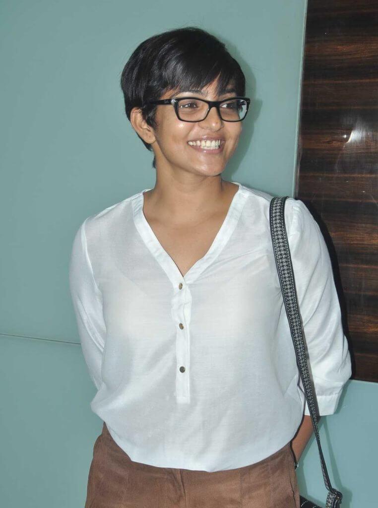 Parvathi Menon Short Hair